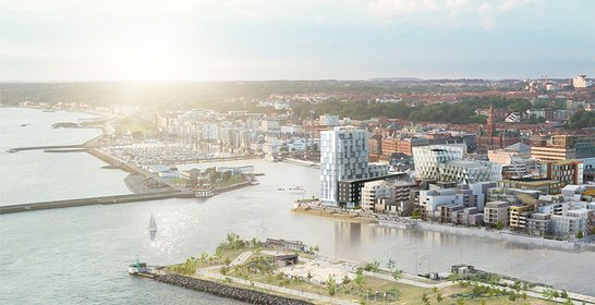 Scandic Oceanhamnen storsatsar på hållbarhet