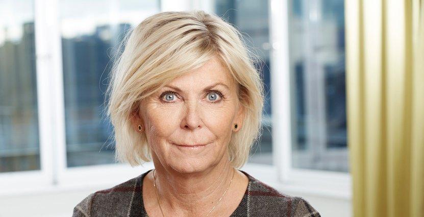 Ett klart, tydligt och modigt ledarskap skapar förutsättningar för<br />  en sund arbetsplats, säger Visitas vd Eva Östling. Foto: Visita