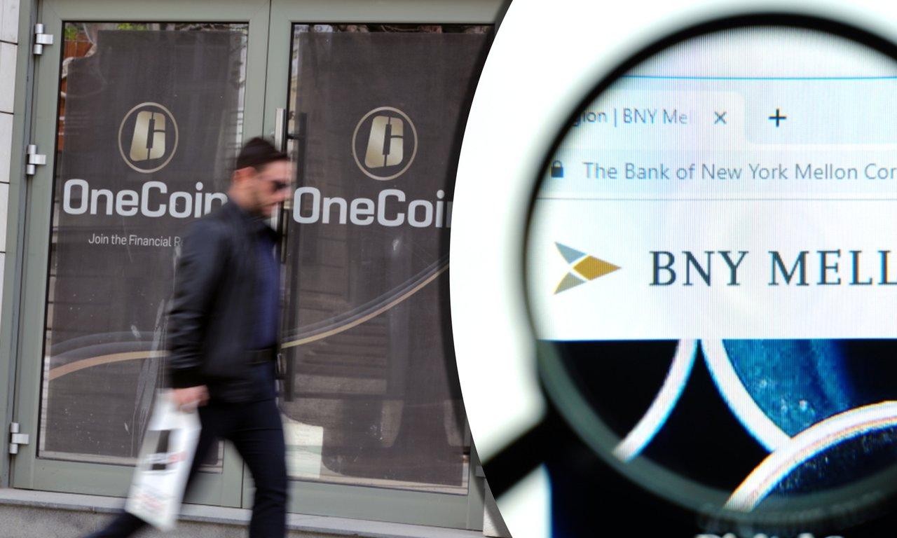 Läcka avslöjar: Onecoin tvättade pengar genom amerikansk storbank