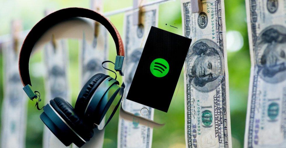 Efter bitcoinmetoden – så tvättar kriminella pengar via Spotify