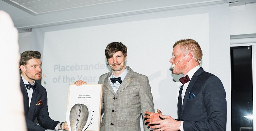 I år är vinner Surfbukten i Östersund Placebrander of the Year.