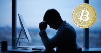 Karl, 39, lurades på 1,5 miljoner kronor av bitcoinbedragarna Crown Financials