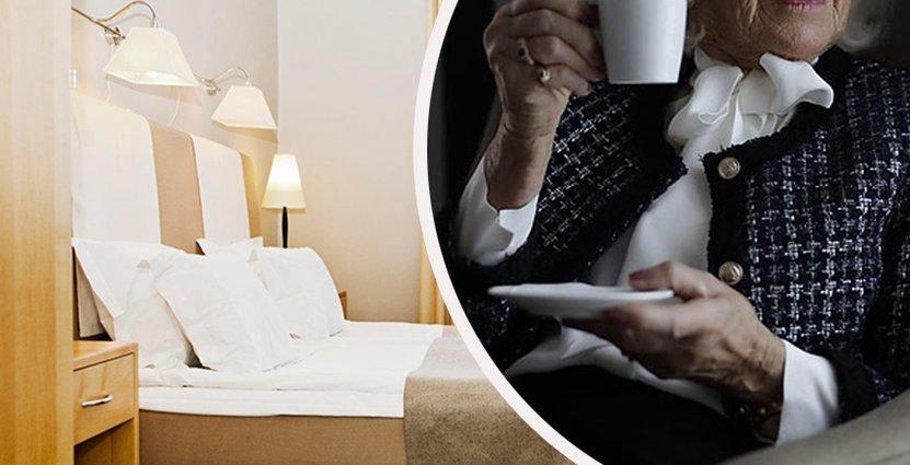 Elite Hotels halverar priset för äldre och vårdpersonal. Foto: Elite Hotels
