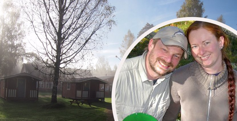 Bara för att man har fått en certifiering kan man inte lägga av, menar Camping 45s ägare Frank Feuker. Foto: Camping 45