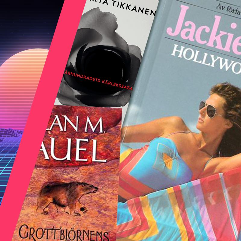 11 böcker som definierade 1980-talet