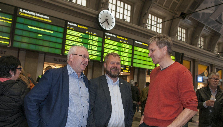 Slik reduseres reisetiden til tre timer Oslo–Stockholm