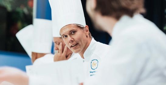 Han vill bredda jurygrupperna inför Årets Kock 2021
