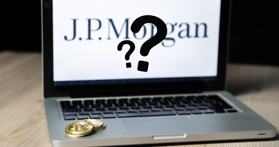 Here is the question about JP Morgan's new