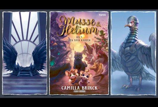 Bildspel Musse & Helium: Den sista kampen (del 5)