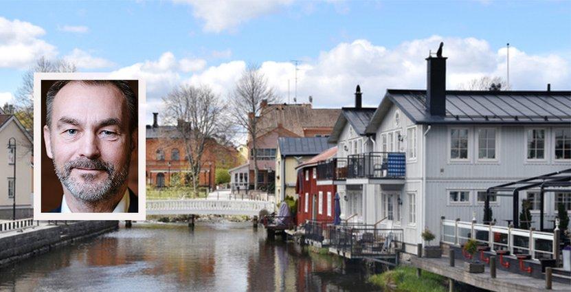 Norrtälje är en av många kommuner som vidtar extra åtgärder för att underlätta för företag i besöksnäringen. Foto: Norrtälje kommun