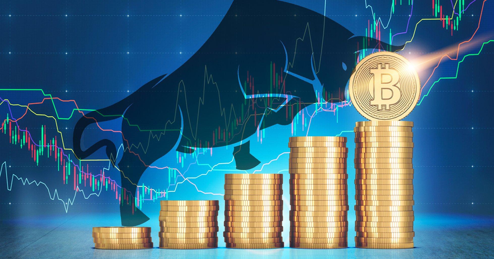 Bitcoin över 12 000 dollar – nu tror analytiker på ny tjurmarknad