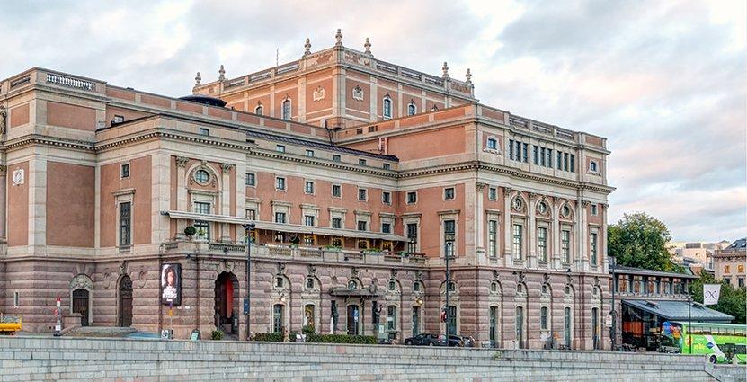 Operahusets ombyggnad tvingar Operakällaren att stänga. Foto: Colourbox