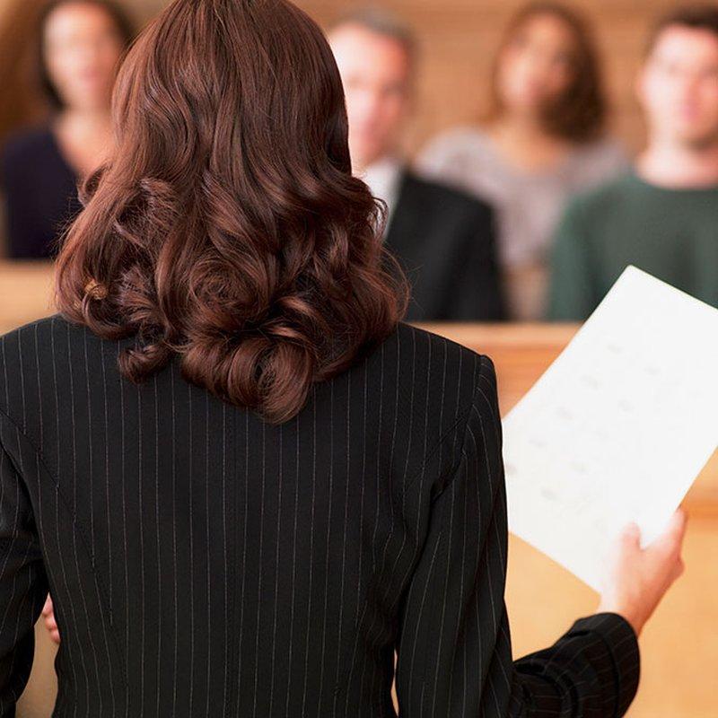 5 romaner med drama i advokatmiljö