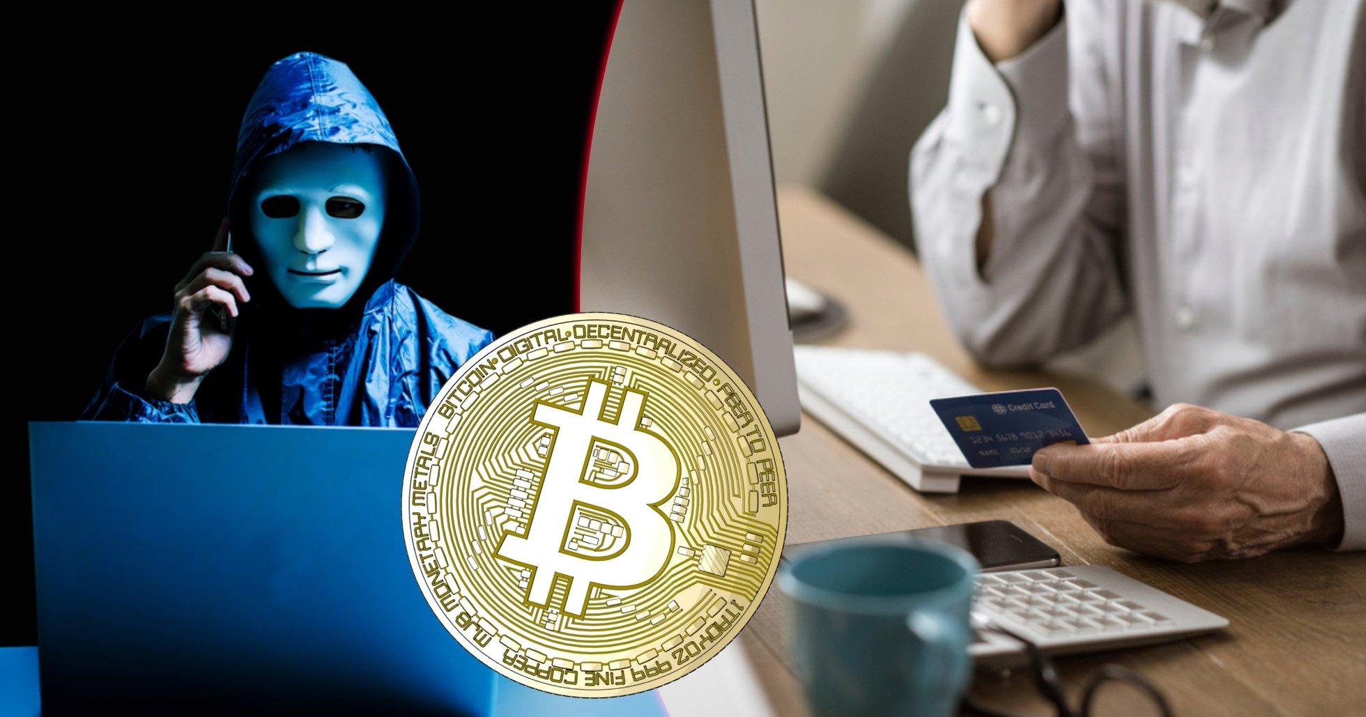 Ulf, 77, blev lurad av bitcoinbedragarna om och om igen – blev av med 500 000 kronor