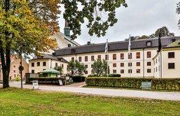Klosterhotellet tar över slottet i Vadstena
