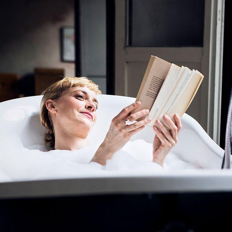 5 skäl till att feelgood-böcker är bra för hälsan