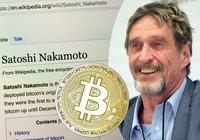 John McAfee: Jag vet vem Satoshi Nakamoto är – har pratat med honom i telefon