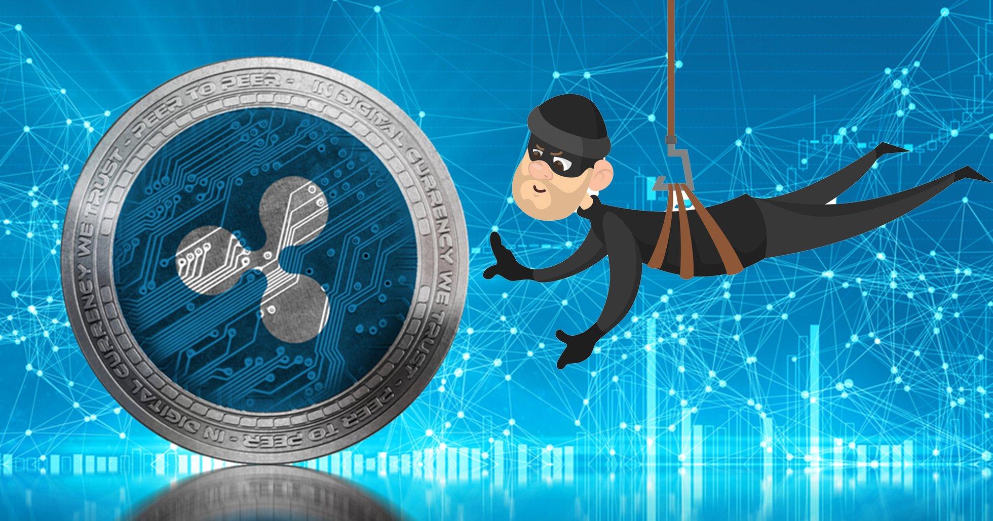 Börsen Bitrue hackad – 41 miljoner i kryptovalutor stulna