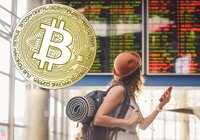Now you can get compensation in bitcoin when your flight is delayed
