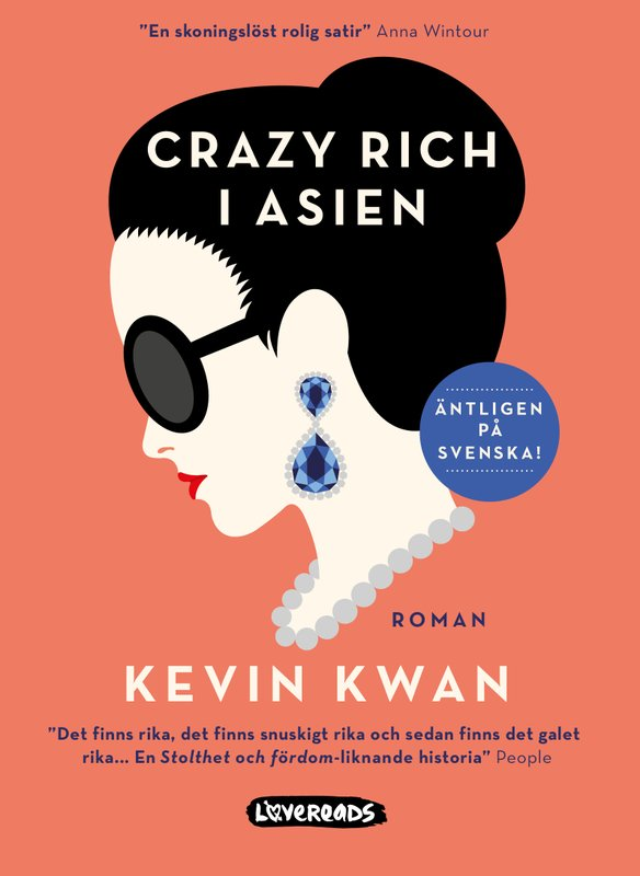 Crazy rich i Asien är en en galen roadtrip genom Singapores rikaste elit