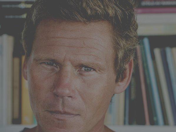 """Mons Kallentoft: """"Jag har alltid levt som om varje dag är den sista"""""""