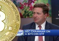 Amerikanska SEC om framtida bitcoin-ETF:er:
