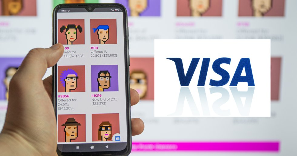 Betalkortsjätten Visa köper NFT – för över 1,3 miljoner kronor.