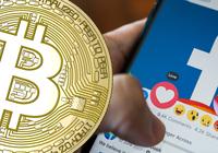 Uppgifter: Facebook för hemliga samtal med kryptobörser om att lista