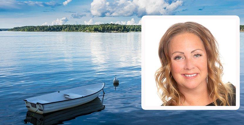Susanne Andersson, vd, Visit Sweden. Foto: Colourbox/Visit Sweden