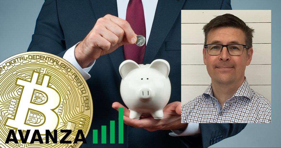 Sparekonom sågar lånetips från bitcoinföreningens ordförande.