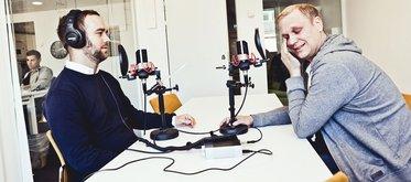 Lär känna varandra ordentligt och ta upp alla jobbiga frågor innan ni drar igång, tipsar Olle Aronsson och Stefan Lundell aspirerande startup-duos.
