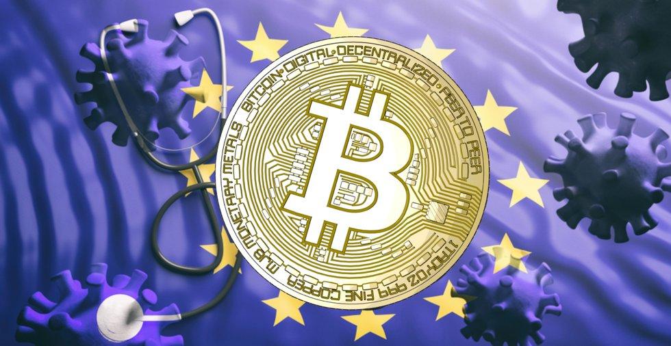Undersökning visar: Allt fler i coronadrabbat Europa tror på en framtid med kryptovalutor
