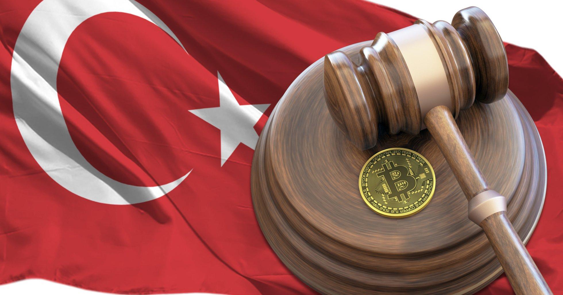 Turkiet förbjuder kryptovalutor som betalmedel.