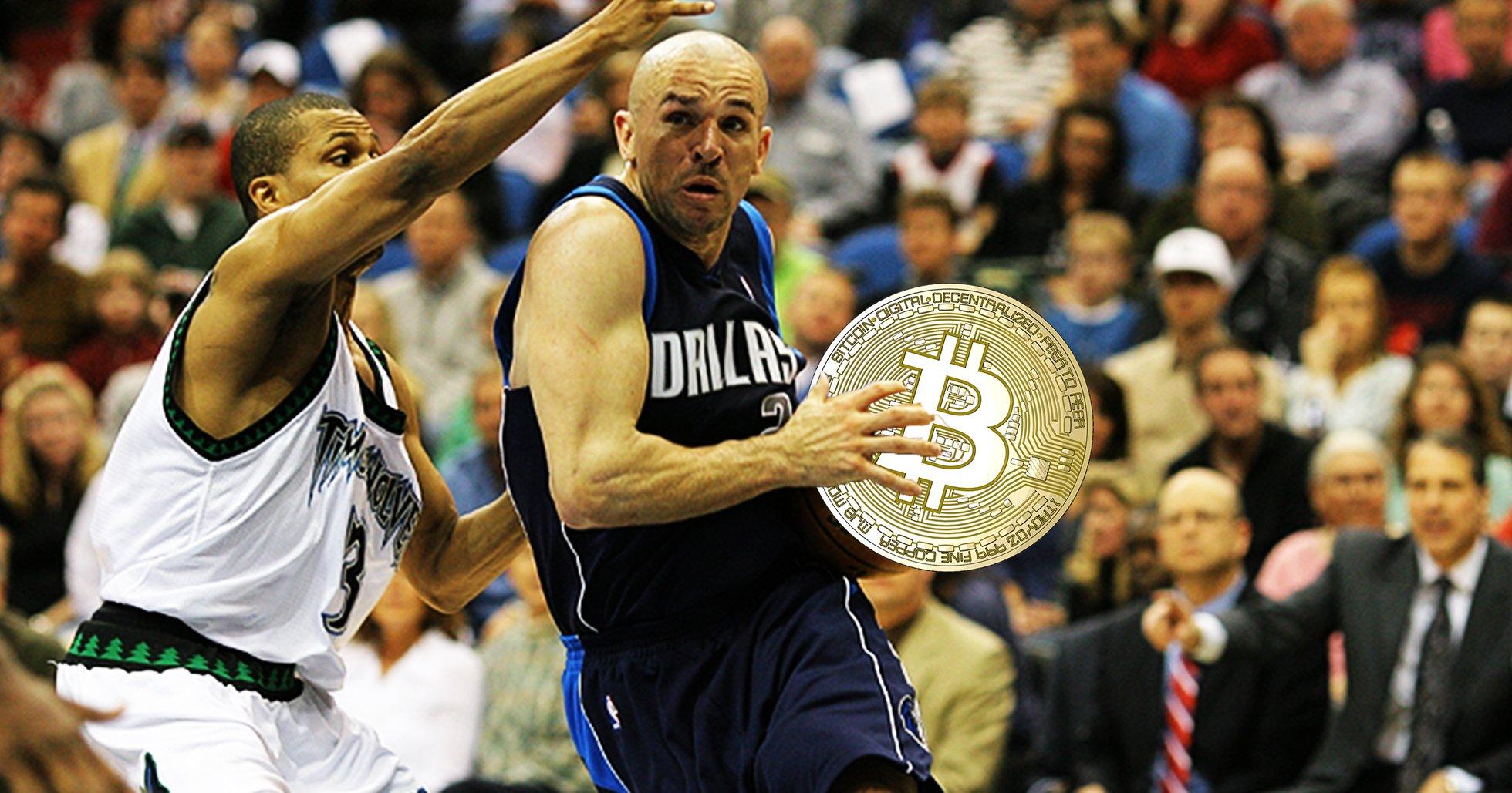 Snart kan du betala med bitcoin för att se NBA-laget Dallas Mavericks