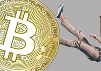 Bitcoin price drops to $9,600: