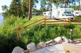 Allt fler stjärnor tilldelas svenska campingar