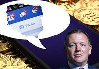 Brittiska parlamentsledamoten: Libra betyder att Facebook vill bli ett eget land