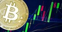 Bitcoinpriset närmar sig stort motstånd – kan leda till branta prisfall