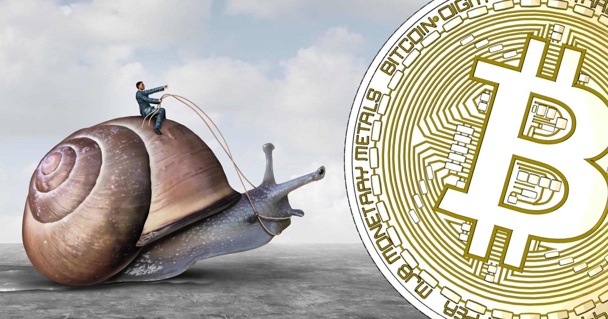 Bitcoinkursen tappar fart –har fallit nästan 4 procent under veckan.