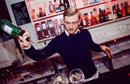 Från Barcelona till Skanör som handplockad barchef