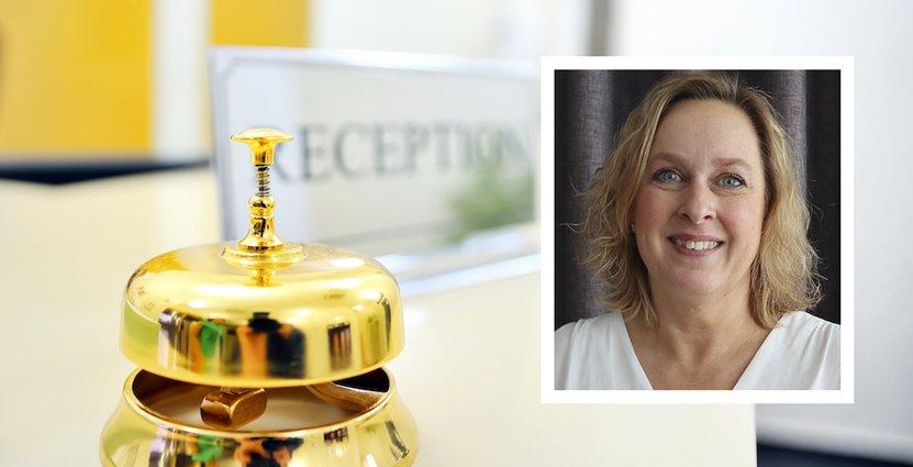 Josefine Born-Nilsson är affärsområdeschef på Yrkesakademin. Foto: Colourbox, Yrkesakademin