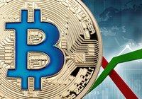 Bitcoinpriset tar ny fart uppåt – har stigit över 10 procent sedan i går
