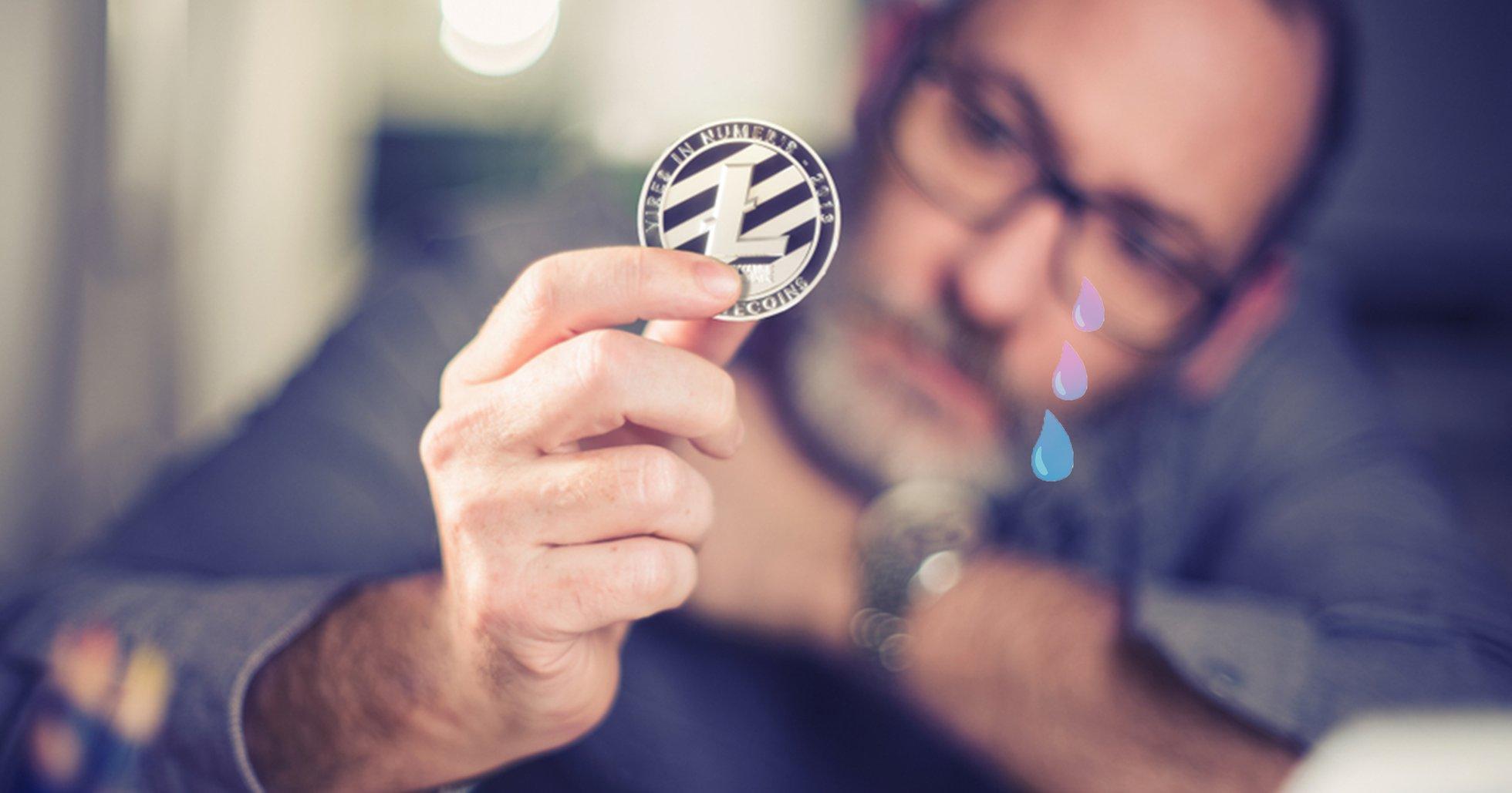 Trots halvering – ingen jätteökning för litecoin