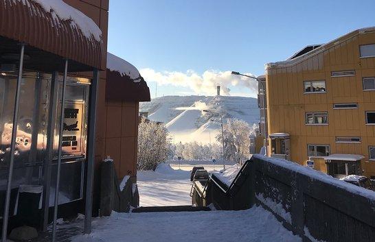 Ett år på Kiruna kommun