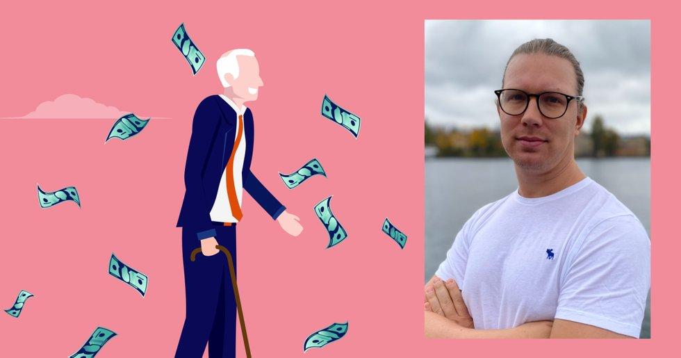 Martin Byström: Bitcoin behöver inte finansgubbarna.