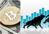 Daily crypto: Markets on the rise and bitcoin soars $200 in half an hour