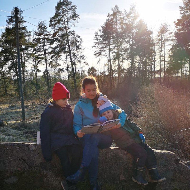 Alexandra Rejsmar: Stör inte ett barn som tjuvläser om natten