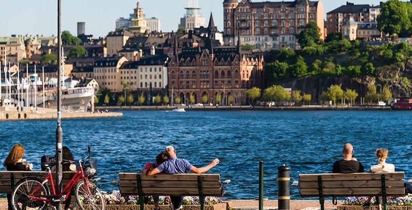 Antalet gästnätter i Sverige ökade med 5 procent jämfört med samma period 2018. Foto: Colourbox