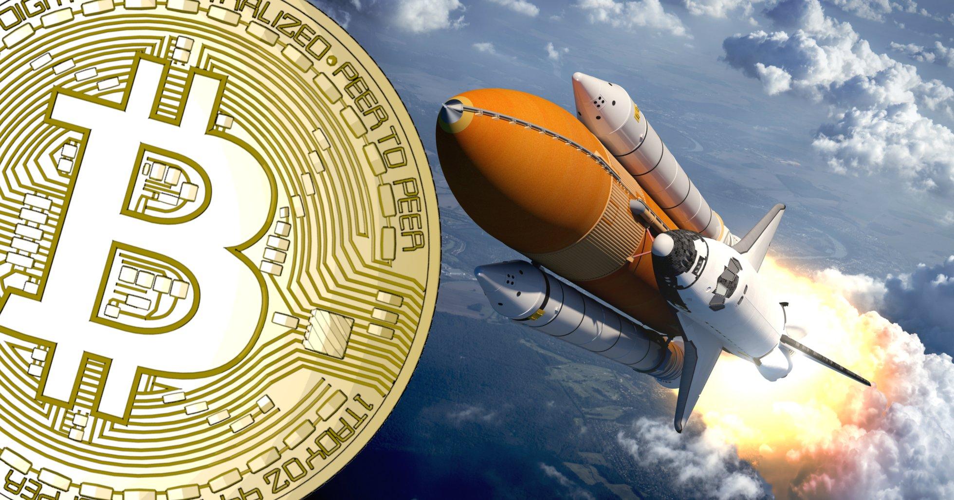 Bitcoinpriset rusar mot 13 000 dollar – har ökat 13 procent senaste dygnet.