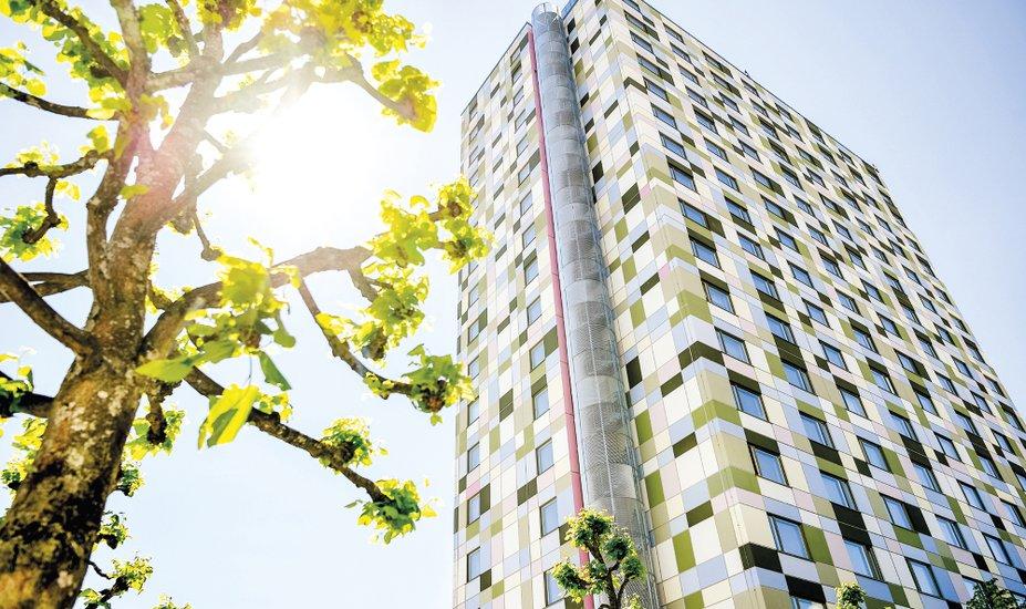 Tensta Torn vinner Stockholms Handelskammares Stadsmiljöpris 2018